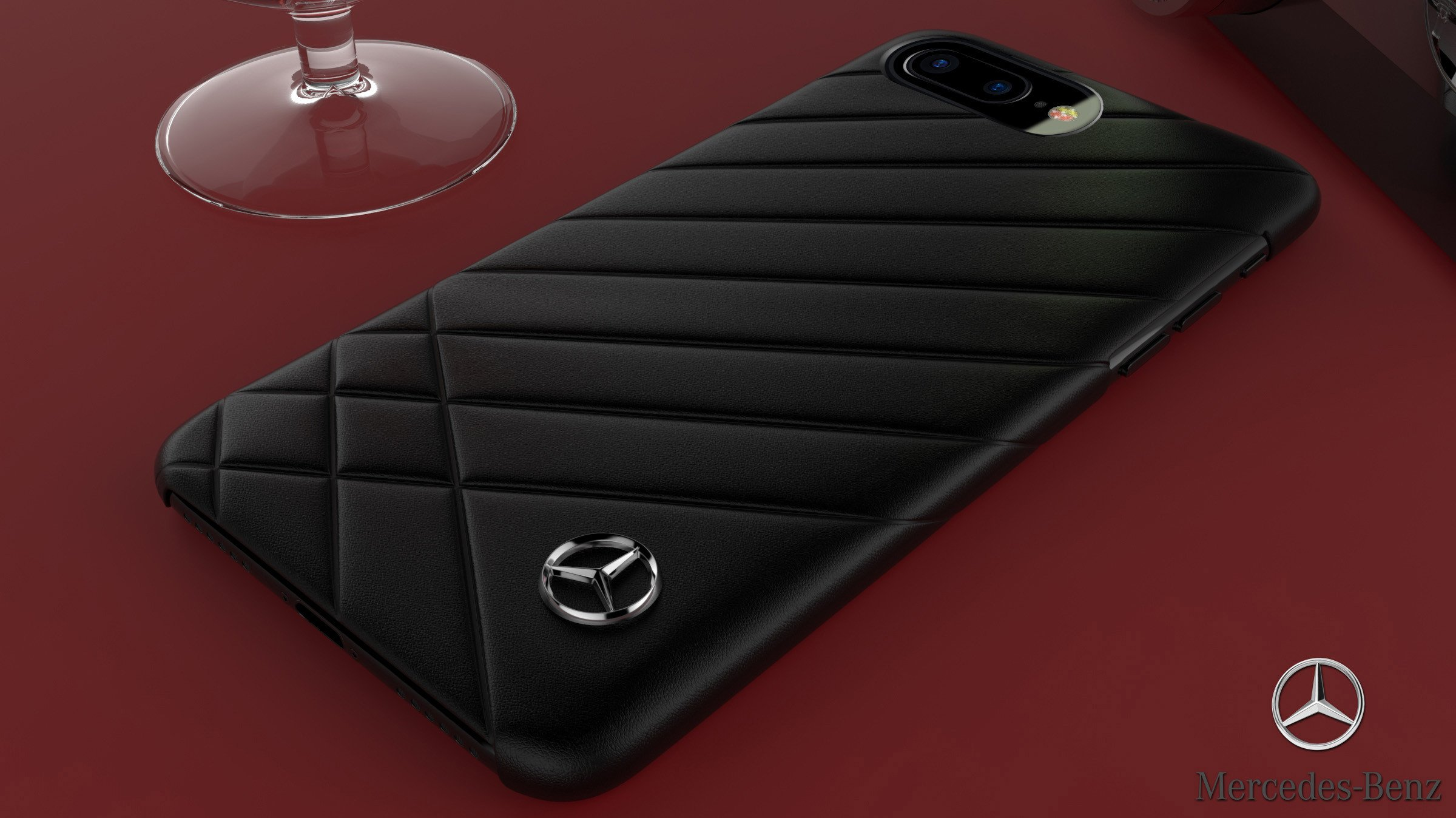 iphone 8 plus case mercedes