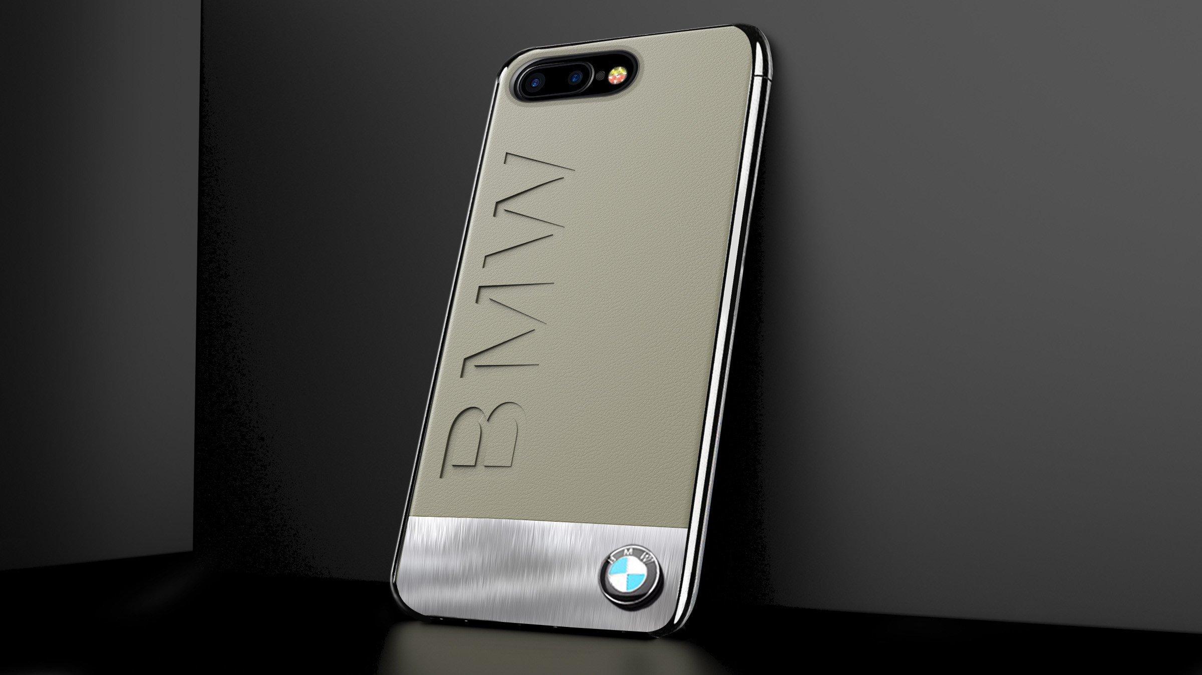 custodia iphone 7 plus bmw