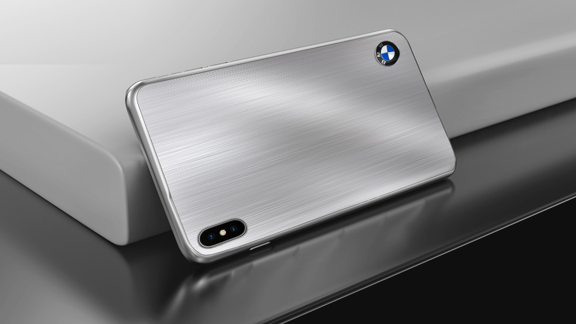 Bmw 174 Apple Iphone X 7 Series Steel Edition Luxurious