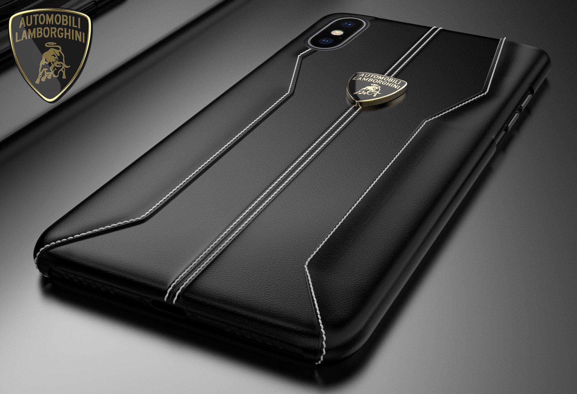 iphone xs case lamborghini