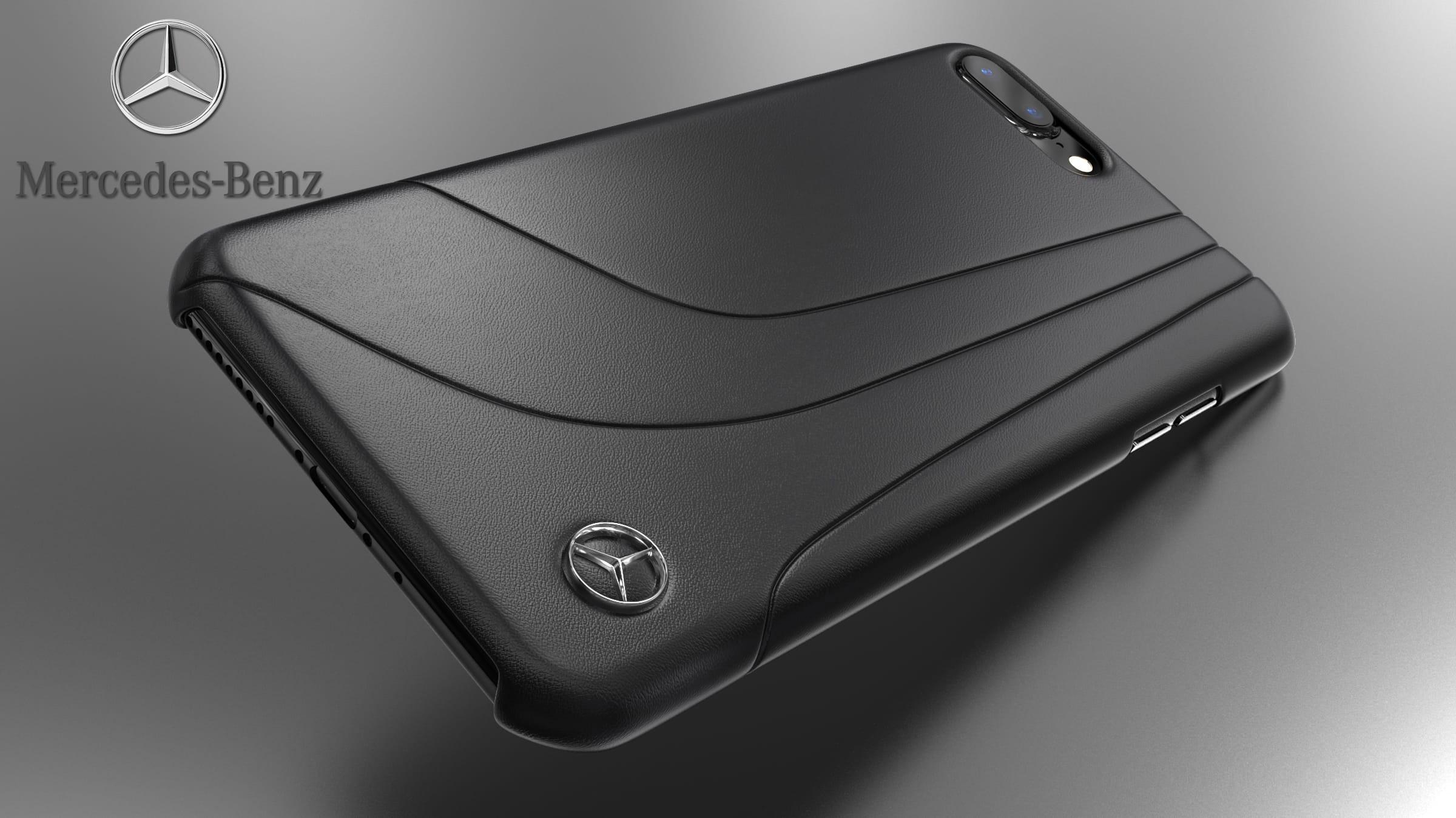 custodia iphone 7 plus mercedes