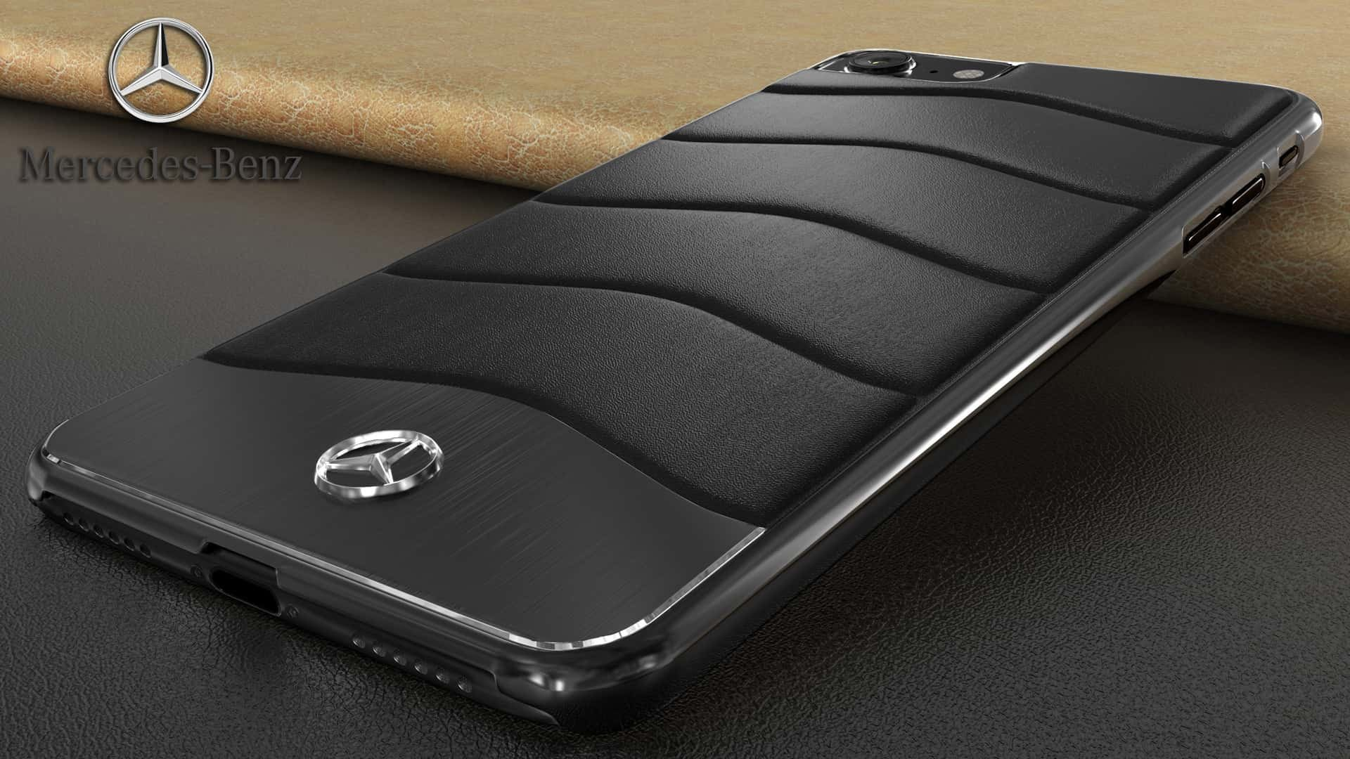 custodia iphone 7 mercedes