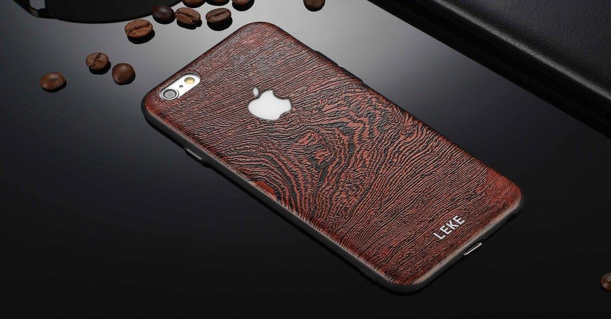 meet ad4f3 ed0e8 LEKE ® Apple iPhone 6 Plus / 6S Plus World's First LED Light Illuminated  Apple Logo 3D Designer Case Back Cover