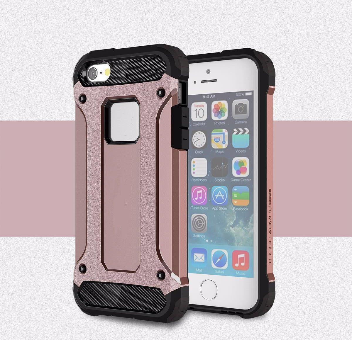 timeless design fc14c cf1c7 Spigen ® Apple iPhone 6 / 6S Tough Armor TECH Back Cover