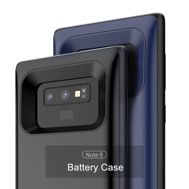 reputable site dec97 b57eb G- CASE ® Samsung Galaxy Note 9 Rechargeable 5000 mAh Lightweight Portable  Powerbank Back cover
