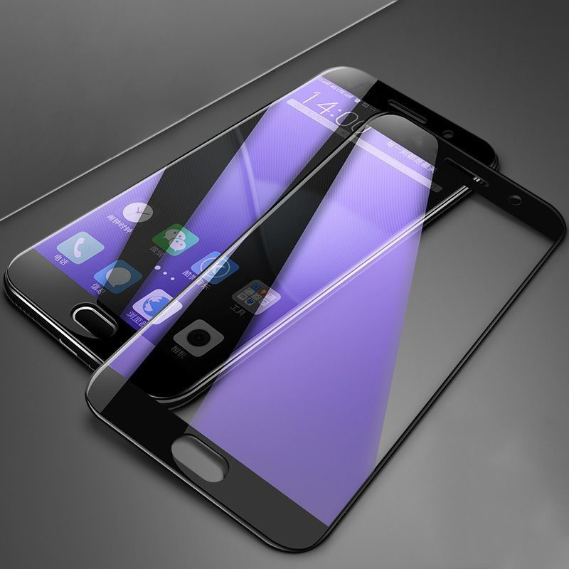 new products 12857 54d73 Dr. Vaku ® Xiaomi Redmi Y1 3D Curved Edge Full Screen Tempered Glass