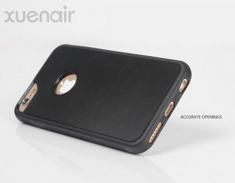 ... Xuenair Apple iPhone 6 Plus 6S Plus Anti Gravity Nano Silicone Overcoat Tide