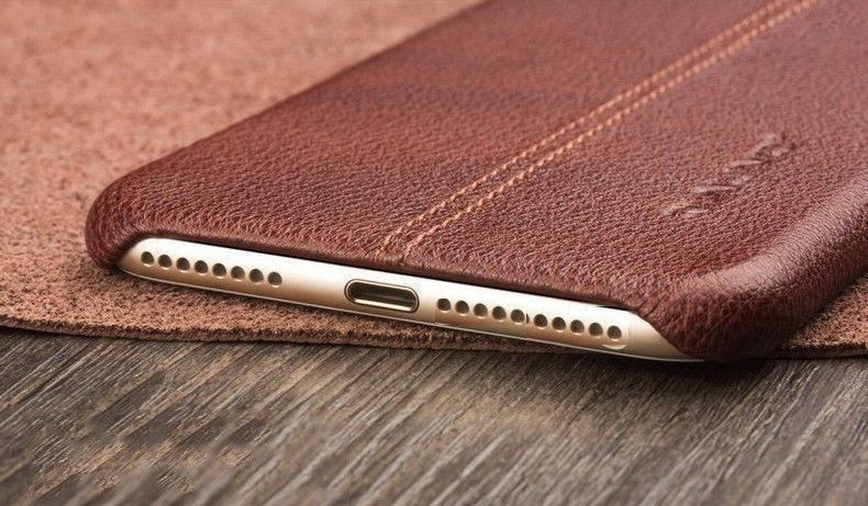 finest selection 4836c 49ac1 Vaku ® Oppo A37 Lexza Series Double Stitch Leather Shell with Metallic Logo  Display Back Cover