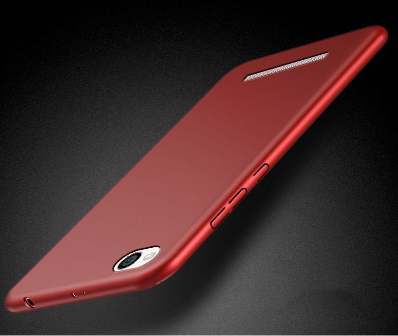 more photos d2f64 66655 Vaku ® Xiaomi Redmi 4A 360 Full Protection Metallic Finish 3-in-1  Ultra-thin Slim Front Case + Tempered + Back Cover
