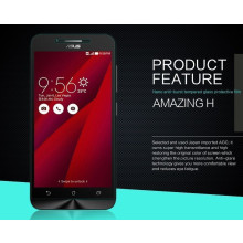 Dr. Vaku ® Asus Zenfone 5 Lite Ultra-thin 0.2mm 2.5D Curved Edge Tempered Glass Screen Protector Transparent