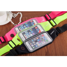 ROMIX ®  Professional Running Waist band with See-through,Sweat-proof,Rain-proof Phone Holder
