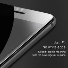 Dr. Vaku ® Nokia 7 Plus 3D Curved Edge Full Screen Tempered Glass