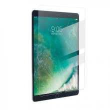 Dr. Vaku ® Apple iPad Pro 10.5 3D Curved Edge Full Screen Tempered Glass - Transparent