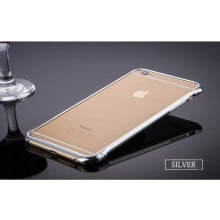 Joyroom ® Apple iPhone 6 Plus / 6S Plus Ultra-thin Screw-less 24K Electroplated Aircraft Grade Aluminium Frame Bumper Case / Cover
