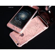 Dr. Vaku ® Apple iPhone 5/5S 3Dimensional Laser Printed Tempered Glass (Front + Black)