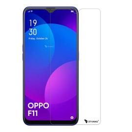Dr. Vaku ® Oppo F11 2.5D Ultra-Strong Ultra-Clear Full Screen Tempered Glass-Transparent