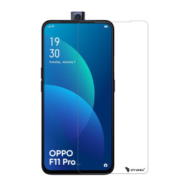 Dr. Vaku ® Oppo F11 Pro 2.5D Ultra-Strong Ultra-Clear Full Screen Tempered Glass-Transparent