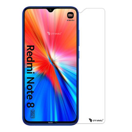 Dr. Vaku ® Xiaomi Redmi Note 8 2.5D Ultra-Strong Ultra-Clear Full Screen Tempered Glass-Transparent