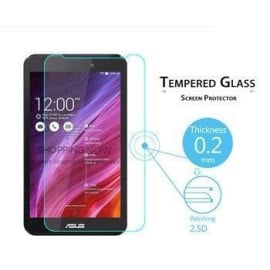 Dr. Vaku ® Asus Fonepad 7 Ultra-thin 0.2mm 2.5D Curved Edge Tempered Glass Screen Protector Transparent