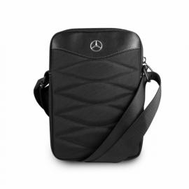 "Mercedes Benz ® Pattern III Tablet Bag 8"""
