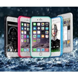 Xuenair ® Apple iPhone 6 Plus / 6S Plus Water-proof + Break-proof Artifact 1M Ultrathin Transparent TPU Sealed Case Back Cover