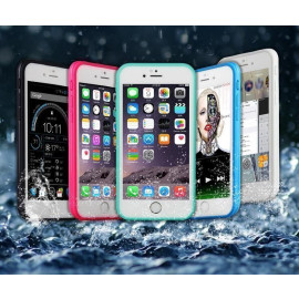 Xuenair ® Apple iPhone 6 / 6S Water-proof + Break-proof Artifact 1M Ultrathin Transparent TPU Sealed Case Back Cover