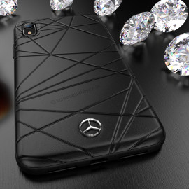 Mercedes-Benz ® iPhone XR G-550 3D Sculpting Pattern Back Case