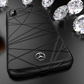 Mercedes-Benz ® iPhone XS G-550 3D Sculpting Pattern Back Case