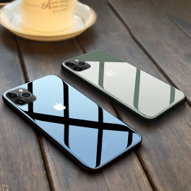 Vaku ® For Apple iPhone 11 Pro Max Club Series Ultra-Shine Thin PC Protection Case Back Cover