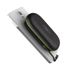 CBOX ®  Ultra-thin 3000mAh Rechargeable Bluetooth Speaker + Sticky Power Bank