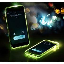FashionCASE ® Motorola Moto G3 LED Light Tube Flash Lightening Case Back Cover