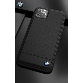 BMW ® Apple iPhone 11 Pro Max Dotted M4 Coupe Leather Edition Back Cover