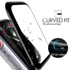 Dr. Vaku ® Apple Watch Series 1/2/3 38mm 5D Anti-Scratch High-Definition Tempered Glass