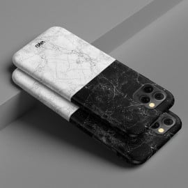 Vaku ® Apple iPhone 11 Pro Max Broken Stone Designer Print Back Cover