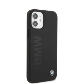 BMW ® For iPhone 12 / 12 Pro Official Racing Silicon Case BMW Logo Limited Edition Back Cover