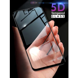 Dr. Vaku ® EyeFi Series 5D Curved Edge Ultra-Strong Full Tempered Glass