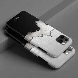 Vaku ® Apple iPhone 11 Pro Max Crack Stone Designer Print Back Cover