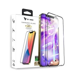 Dr. Vaku ® Tempered Glass for iPhone 11 with Advanced Technology [ANTI-DUST FILTER], Anti-Scratch and Ultra HD Finish Screen Protector [PACK OF 1]