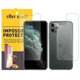 Eller Sante ® Impossible Hammer Flexible Film Screen Protector (Front+Back)