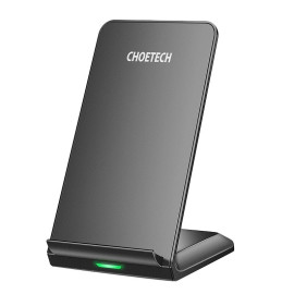 Choetech ® Fast 10W Qi Certified Wireless Charger Stand