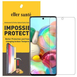 Eller Sante ® Samsung Galaxy A31 Impossible Hammer Flexible Film Screen Protector (Front+Back)