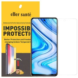 Eller Sante ® Redmi Note 9 Pro Max Impossible Hammer Flexible Film Screen Protector (Front )