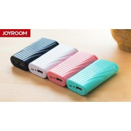 Joyroom ® Convenience High Capacity 5000mAh Lightweight with Inbuilt LED Torch 5,000 mAh Power Bank