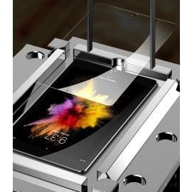 Dr.Vaku ®  Apple iPad 10.2 ASAHI Glass with 3M Glue Ultra-thin 2.5D Curved Edge Tempered Glass Screen Protector Transparent