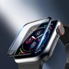 Dr. Vaku ® Apple Watch Series 4 40mm 5D Anti-Scratch High-Definition Tempered Glass