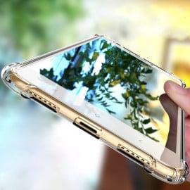 Vaku ® Xiaomi Redmi 3S PureView Series Anti-Drop 4-Corner 360° Protection Full Transparent TPU Back Cover Transparent