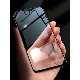 Dr. Vaku ® Micromax A310 Canvas Nitro Ultra-thin 0.2mm 2.5D Curved Edge Tempered Glass Screen Protector Transparent