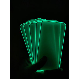 Dr. Vaku ® Apple iPhone X / XS 5D Radium Curved Ultra-Strong Full Screen Tempered Glass