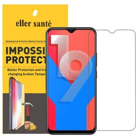 Eller Sante ® Vivo Y19 Impossible Hammer Flexible Film Screen Protector (Front+Back)