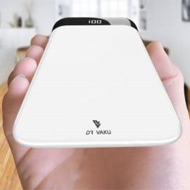 VAKU ® Titan Power Lens 20000mAh Digital Display Dual USB Powerbank